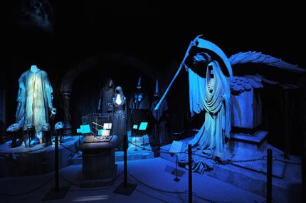 В Мадриде пройдет выставка, посвященная Гарри Поттеру