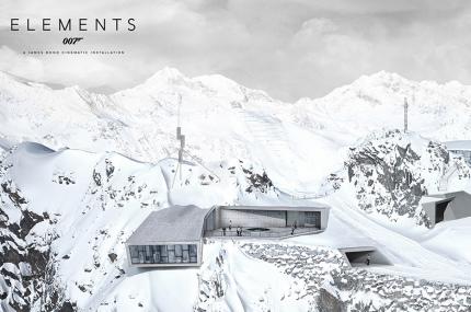 В горах Австрии откроется музей Джеймса Бонда