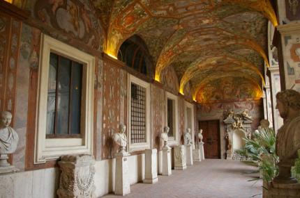 Дворцы Рима откроются для широкой публики