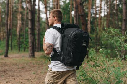 Украинский стартап представил современный рюкзак-трансформер с пожизненной гарантией