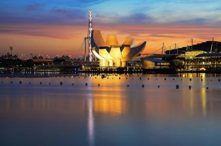МАУ планирует летать в Сингапур