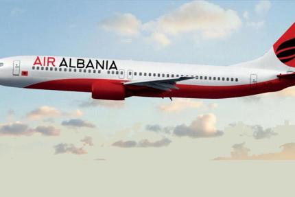 В Албании появится свой национальный авиаперевозчик