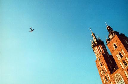 МАУ будет летать из Киева в Краков
