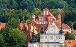 """В столице Литвы вводят налог """"на подушку"""""""