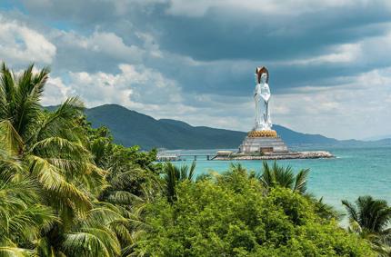 МАУ откроет чартерные рейсы на курортный остров в Китае