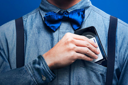 Samsung запатентовал умную одежду