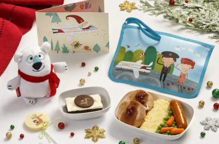 Emirates переходит на рождественское обслуживание