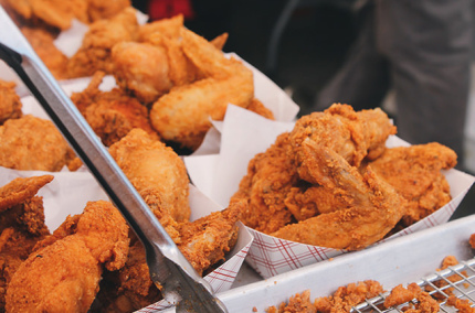 Сеть ресторанов KFC изобрела идеальную еду для путешествий