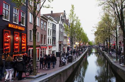 Амстердам вводит новые ограничения для туристов