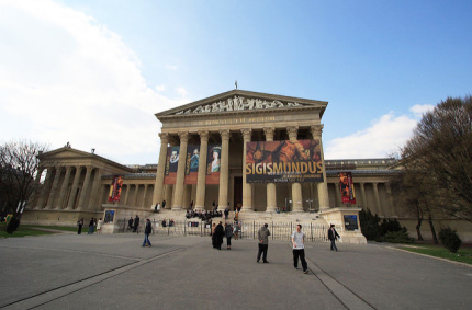 Музей искусств Будапешта откроется уже в октябре