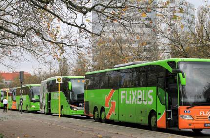 FlixBus распродает билеты из польских городов за 0,25€