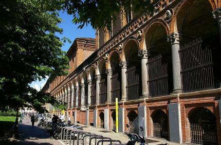 Тайные комнаты Ca' Granda в Милане открылись для широкой публики