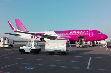 Wizz Air открывает 70 новых маршрутов
