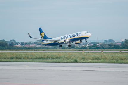 Ryanair запускает полеты из Украины раньше рейсом в Берлин