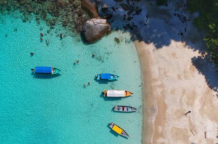 Опубликован рейтинг стран с самыми чистыми пляжами