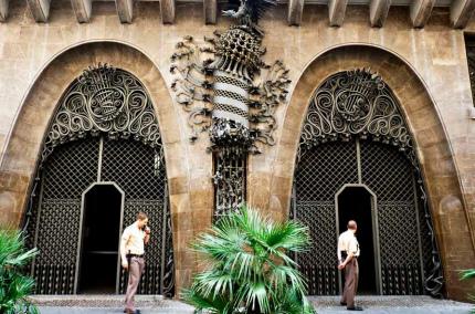 Дворец Гуэль, построенный Гауди, открыли для широкой публики
