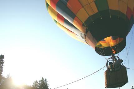 В Чехии пройдет фестиваль воздушных шаров
